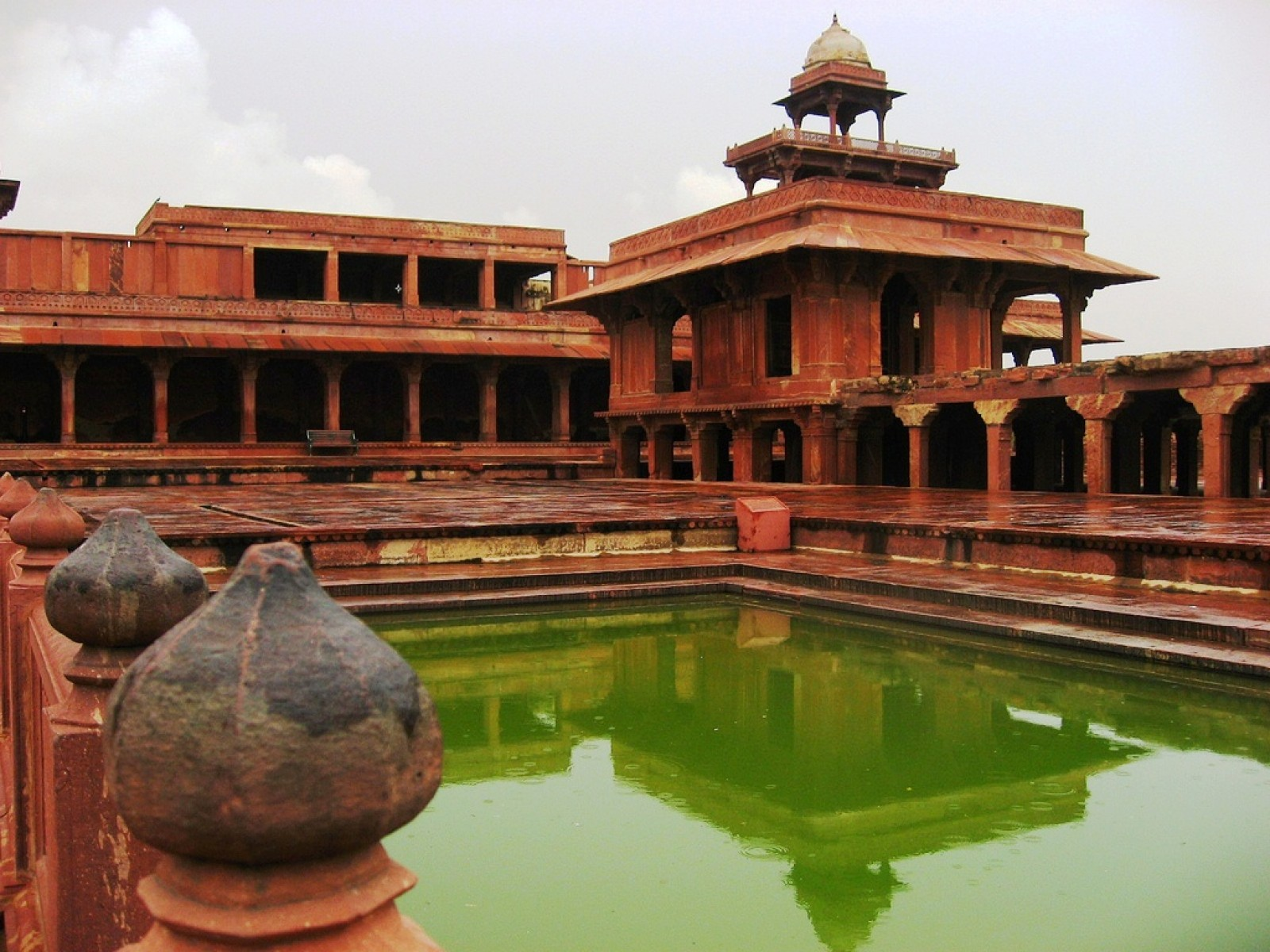 Fatehpur Sikri India  city images : Fatehpur Sikri [PC: Google]