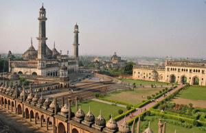 Delhi to Lucknow