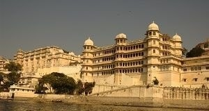 Udaipur City.