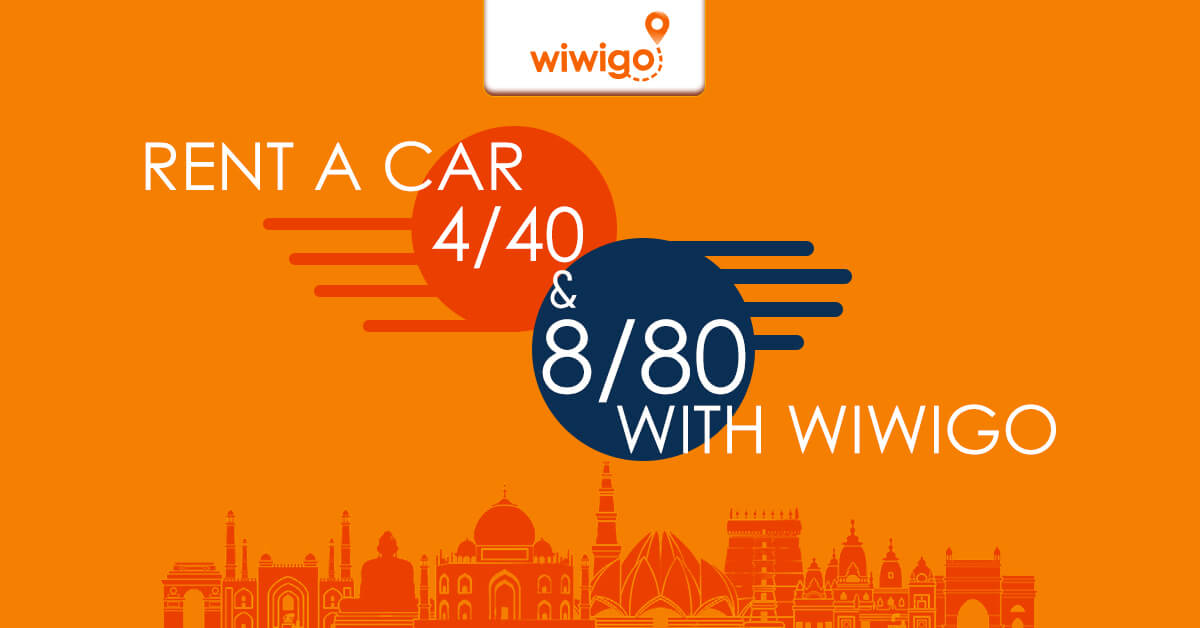 Wiwigo is now providing exciting 4/40 and 8/80 Local cab rentals