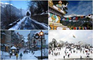 Exotic Winter Destinations in India