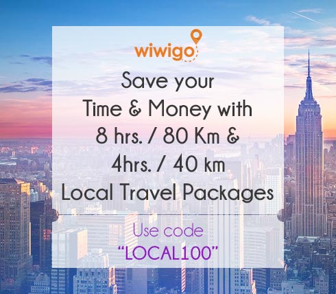 Book Local cab packages