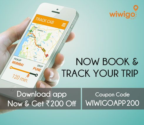 Book & track your outstation cab